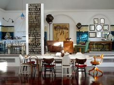 So love this space - Victorian school room convert (JJ Locations)