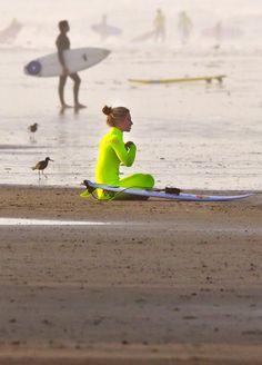 Surfing prep