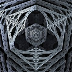 First, Theli-at's image, [link] reminded me very much of fractal I had been playing with re. Fractal Art, Fractals, Laser Art, Trippy, Laser Cutting, Laser Engraving, Artist, Inspiration, Beauty
