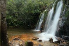 Conheça as cachoeiras da Chapada dos Veadeiros em Goiás