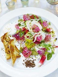 Scandinavian starter - Jamie Oliver