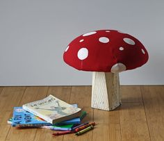 Toadstool tutorial, I have a brilliant one we made, but you never know when you might need another.