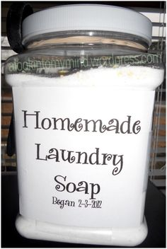 I love saving money! I don't know about ya'll but I also love a great laundry soap. I would vary between the two main brands of laundry soap. There prices ranging between $15.00 to $19.00. As much ...