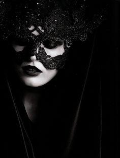 Black is elegant.