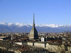 il cielo di Torino