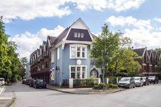 Gründerzeit Villa in Hilden (Kreis Mettmann) Villa, Stuck, Planer, Mansions, House Styles, Home Decor, House Siding, Detached House, Real Estates