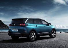 Peugeot: 5008 (2017)