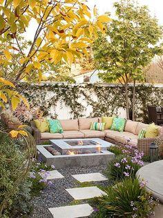 Lekker weg in eigen tuin