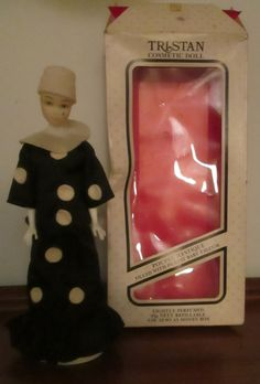 """""""Tristan"""" Made by the same company that made""""Debbie the Elegant Doll"""" Satin House Cosmetics New Zealand"""