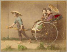 Znalezione obrazy dla zapytania japonki XIX wiek