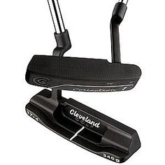 Cleveland Golf Classic Collection Black Platinum 1.0 Putter - Blade (Left Hand, Steel, 35 inches) by Cleveland Golf. $79.99