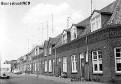 Gennestraat Zwolle (jaartal: 1970 tot 1980) - Foto's SERC