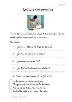 Lecturas comprensivas 06 10