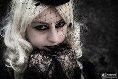 Dark Gothic Lolita by Matteo Kutufa on 500px