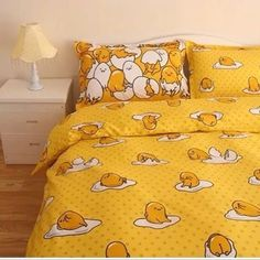 Gudetama Bedding