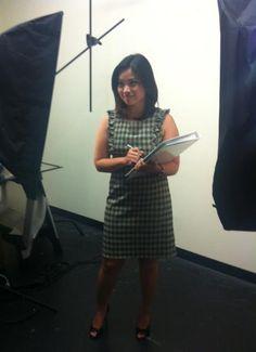 blush.com Behind-the-Scenes @Blair Fowler #Lookbook