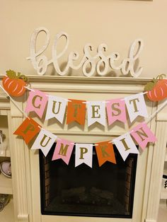 Excited to share this item from my #etsy shop: Pumpkin Birthday Banner, Girl Birthday Banner, Cutest Pumpkin , Fall Birthday Decoration, Pumpkins, First Birthday, Girl First Birthday 1st Birthday Banners, First Birthday Photos, Girl First Birthday, First Birthday Parties, Pumpkin Patch Birthday, Pumpkin First Birthday, Pumpkin 1st Birthdays, Happy 1st Birthdays, Fall Birthday Decorations
