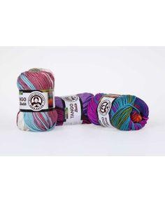 a14f38ba1e5 65 δημοφιλείς εικόνες με yarn | Ovillos, Algodón και Combinaciones