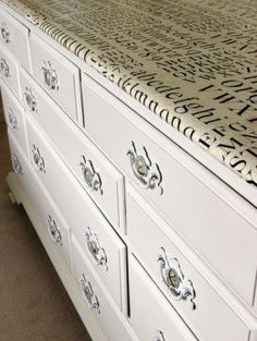 DIY Dresser Makeover | Easy and Creative Decor Ideas | Click for Tutorial