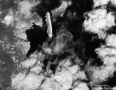 The luxury cruise ship Costa Concordia is shown run aground off the coast of Giglio in this Jan. 17, 2012 DigitalGlobe handout satellite photo.