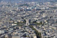 Photo prise du sommet de la Tour Eiffel Tour Eiffel, City Photo, Paris, Montmartre Paris, Paris France, Eiffel Towers