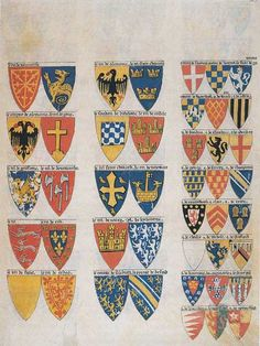 1272-1307 Sir William le Neve's Roll