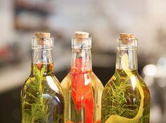Tutoriel DIY: Préparer des huiles aux herbes aromatiques via DaWanda.com