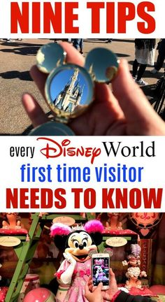 Congratulations, you're going to Walt Disney World - now what? If it's your first visit, your head must be swirling questions. Questions about packing, dining, and FastPasses for sure. To help with your planning, here's nine things to know the first time you visit Disney World!