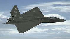 The Northrop/McDonnell Douglas YF-23 .It is my fav American single-seat, twin-engine stealth fighter aircraft