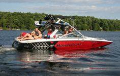 mastercraft boat...yes please!