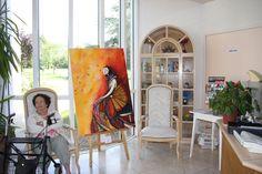 Rebeyre, Meung s/Loire Illustration, Oversized Mirror, Furniture, Home Decor, Contemporary Art, Decoration Home, Room Decor, Home Furnishings, Illustrations
