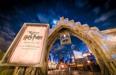 A Review of The Wizarding World of Harry Potter in LA. Basically a blog post/journalism/review idea. So awesome, amazing photography.