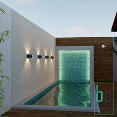 Backyard Pool Designs, Small Backyard Pools, Backyard Garden Design, Swimming Pools Backyard, Backyard Retreat, Fire Pit Backyard, Swimming Pool Designs, Pool Landscaping, House Hall Design