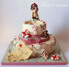 Little pirate - Cake by Torte d'incanto