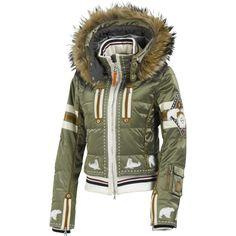 Bogner Malu-D Down Ski Jacket