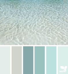 67 Ideas For Vintage Bedroom Decor Color Palettes Design Seeds Design Seeds, Interior Paint Colors, Paint Colors For Home, Beach Paint Colors, Beach Bedroom Colors, Neutral Bathroom Colors, Soothing Paint Colors, Turquoise Paint Colors, Beach House Colors