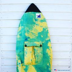"""""""☆ SURFBAG ☆ This beauty arrived safe to ~ California ~ last month. @fede_surfbags I'm wondering how much sun and salt is taking... I want to be in its…"""""""