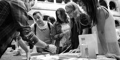 #EventoEntérate - Empresas expositoras traen sus ofertas de #empleo y #formación a #Sevilla.