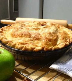 weight watchers apple pie... only 4 points per slice