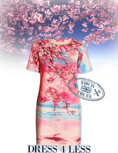 Inspired by the Artistic Movement developed in Great Britain in the early 1850s that rejected highly structured & heavily trimmed Victorian trends in favour of beautiful materials & simplicity of design.  Grab this beauty on http://www.dress4less.co.in/pink-short-sleeve-floral-print-dress for just Rs.999!  COD Available.