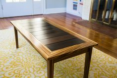 Wood Type: Zebrawood