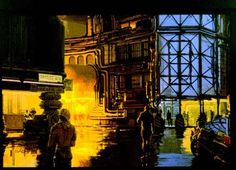 Syd Mead New York Horticulture