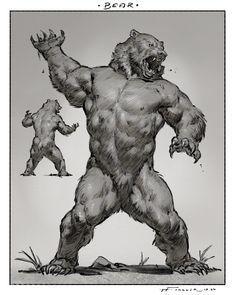 Monster Concept Art, Fantasy Monster, Monster Art, Mythical Creatures Art, Mythological Creatures, Fantasy Creatures, Creature Feature, Creature Design, Fantasy Character Design