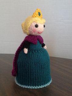 Elsa from frozen knitting pattern