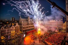 Folklore, heritage, art… Have a taste of renaissance during the Carolus V Festival in the heart of Europe! © @EDanhier