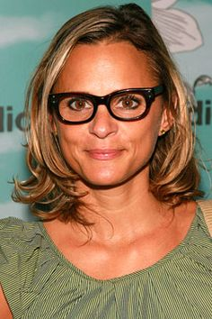 Got to talk to Amy Sedaris about bunnies when she was manning a table at the 2010 BUST Craftacular