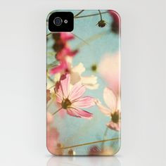 Vintage Cosmos iPhone Case by Shilpa - $35.00