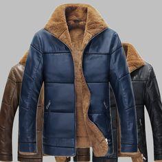 2015 nueva qrrival hombre , además de terciopelo térmica hombres obesos chaqueta de cuero prendas de vestir exteriores más el tamaño ml XL 2XL 3XL 4XL 5XL 6XL 7XL 8XL(China (Mainland))