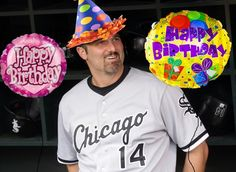 Happy 39th birthday to retired slugger Paul Konerko! Take a look back at his best moments by clicking here.