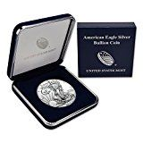 #USAshopping #8: 2016 American Silver Eagle $1 Brilliant Uncirculated In Genuine US Mint Gift Box
